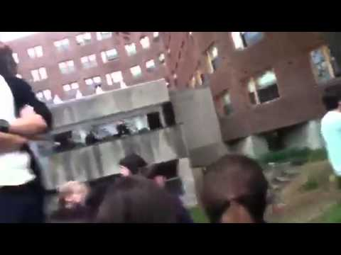 Life at MIT: Video 94- The Baker House Piano Drop