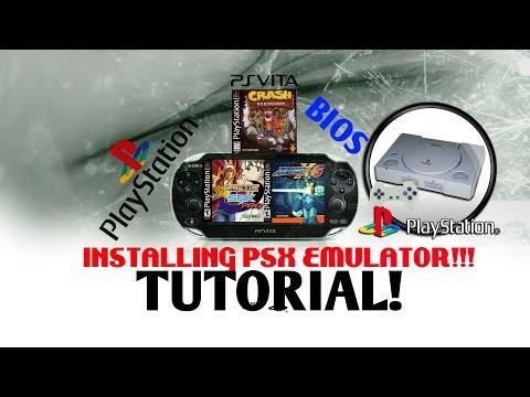 Installing PSX Emulator on PS Vita Tutorial! Capcom Vs SNK PRO! Megaman X6! Crash Bandicoot!