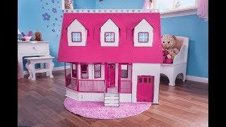 Casa Da Barbie De Papelão