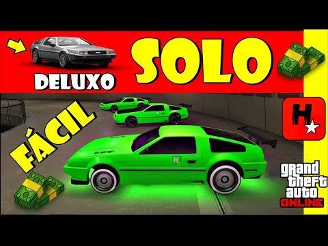GTA 5 GLITCH DUPLICAR DELUXO SOLO💲XBOX PS4 PC💲CAR DUPLICATION GLITCH (GTA V Solo Money Glitch V1.43)