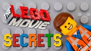 the Lego Movie Everything You Missed easter eggs