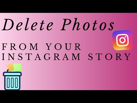 How To Delete A Photo From Your Instagram Story