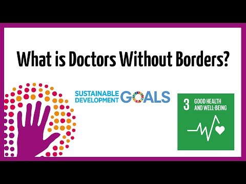 What is Doctors Without Borders?