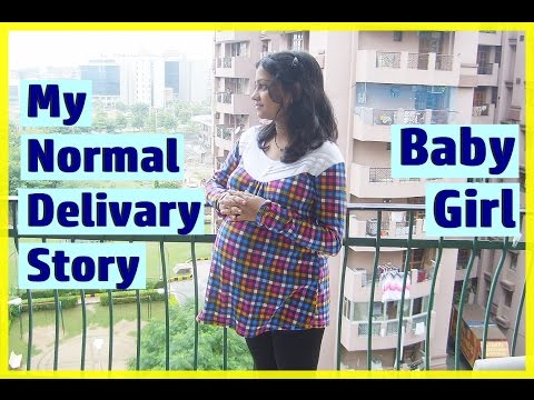 MY LABOR & NORMAL DELIVERY STORY | BABY Delivery Vlog Video | INDIAN MOM ON DUTY