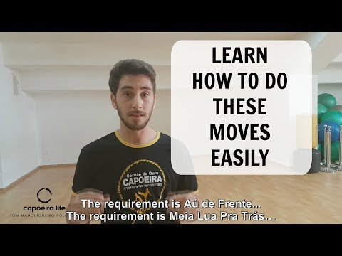 Capoeira Life Show - Florieos | how to learn florieos fast