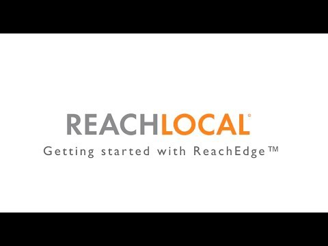 Getting Started with ReachEdge from ReachLocal
