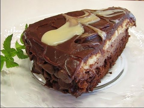 Betty's Olive Garden Black Tie Mousse Cake--Recipe by Adrienne (baylor_gal)