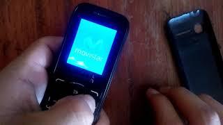 formatear y liberar celular alcatel onetouch 1050 - 2020