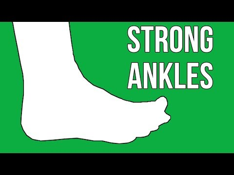 5 Tips to Make Your Ankles Stronger