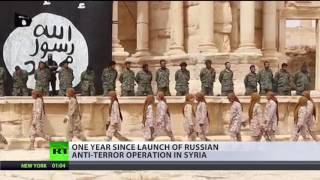 Russia in Syria: 1 year on