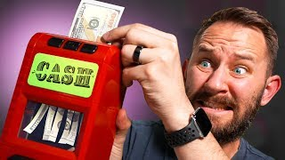 10 Products That Prove You Have Money To Waste!