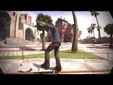 Skate 2 Video (PS3)