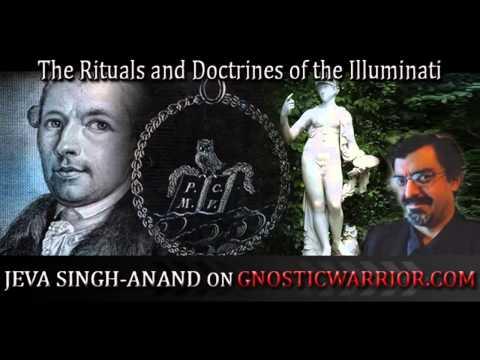 The Rituals and Doctrines of the Illuminati – Jeva Singh-Anand on GW Radio