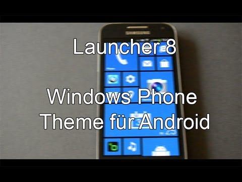 Windows phone 8 metro ui su android windows phone 7 metro theme.
