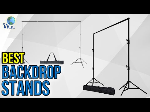 10 Best Backdrop Stands 2017