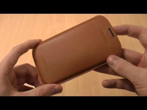 Official Samsung Galaxy S4 Pouch Review