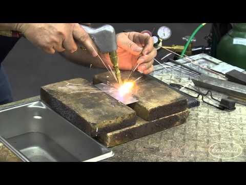 How To Set Up a Gas Torch for Welding & Cutting - Eastwood
