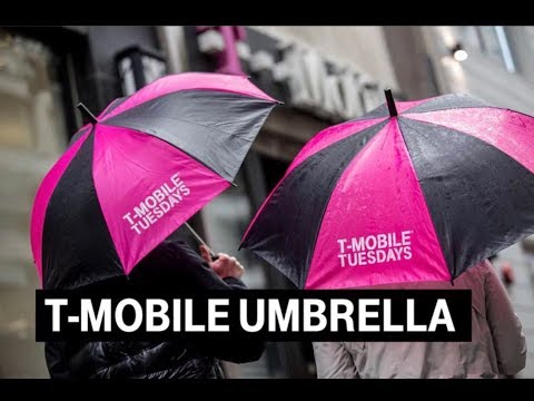 T-Mobile Tuesday March 20 2018