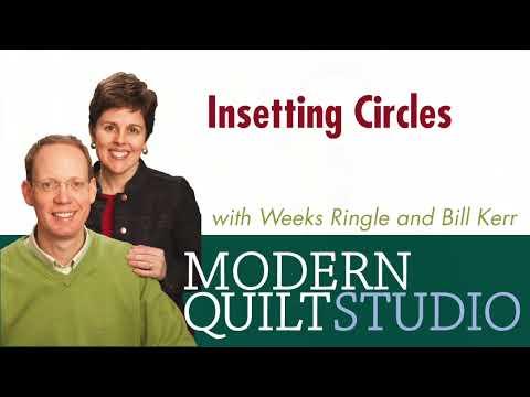 Insetting circles