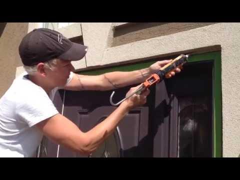 Stucco Caulking video