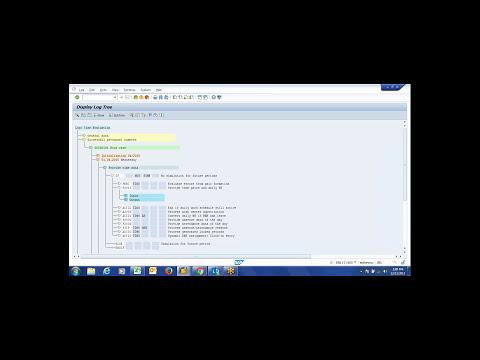 Over Time Through SAP Standard Procedure - PART 2 | SAP HR PCR Training