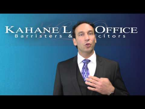 Why Severance Package Reviews Are Importan by Kahane Law Office