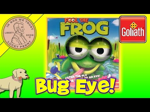 Fool The Frog Catch The Fly In The Blink Of An Eye Family Kids Game Night