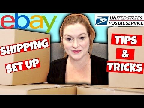 How To Calculate Shipping Costs on Ebay - Beginner Shipping Tips and Tricks