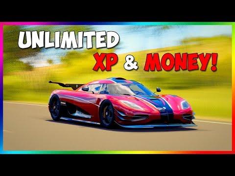 *BEST* UNLIMITED XP AND MONEY GLITCH! - Forza Horizon 3 (Xbox One & PC) | Zinx