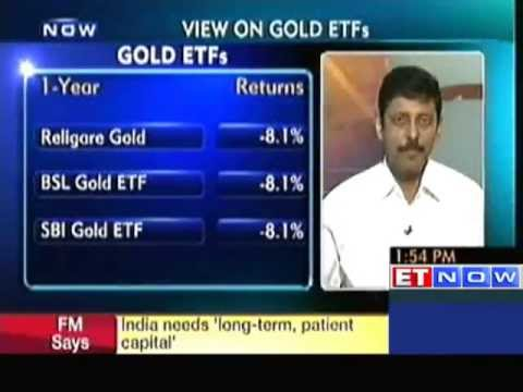 Can buy Gold ETF's Through Demat Account : Dhirendra Kumar