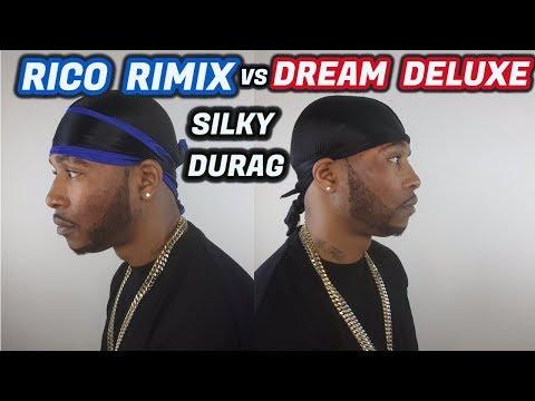 RICO RIMIX VS DREAM DELUXE SILKY DURAG