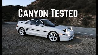 MR2 Turbo Tested With S54 Before Upgrades