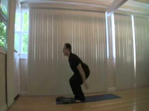 Kung fu Kick Training  Vertical Jump Vertical Leap Program DVD