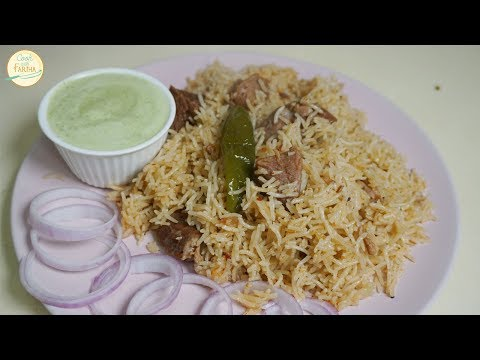 Beef Yakhni Pulao Recipe | Cook With Fariha (2017)