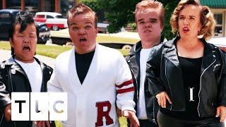 🔴 The Johnstons Perform Their Own Version Of Grease | 7 Little Johnstons