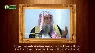 Why Salafis Pray 20 Rakaat Taraweeh In Makkah? - Dr. Wasiullah Abbas [english]