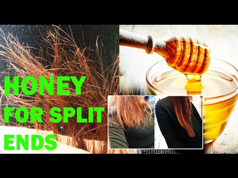 How to end split ends permanently/ Top Home remedy/ Instant Results