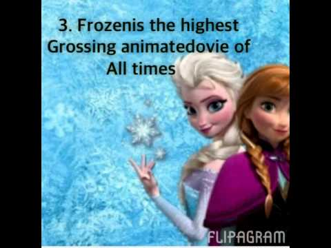 Facts about frozen that you didn't know befor