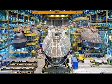 BAE to launch fourth British Astute class attack submarine