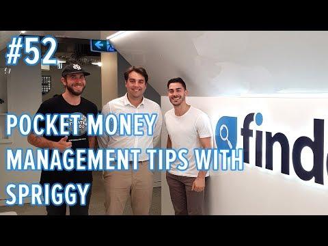 Money Podcast #52: Pocket money management tips with Spriggy