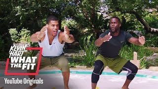 Superior Sumo Squats | Kevin Hart: What The Fit | Laugh Out Loud Network