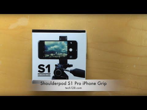 Shoulderpod S1 Pro iPhone Grip