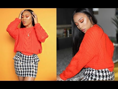 3-IN-1 GRWM MakeUp Hair Outfit