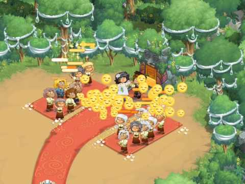 [Village Life: Love, Marriage and Babies] Aura and another person getting married