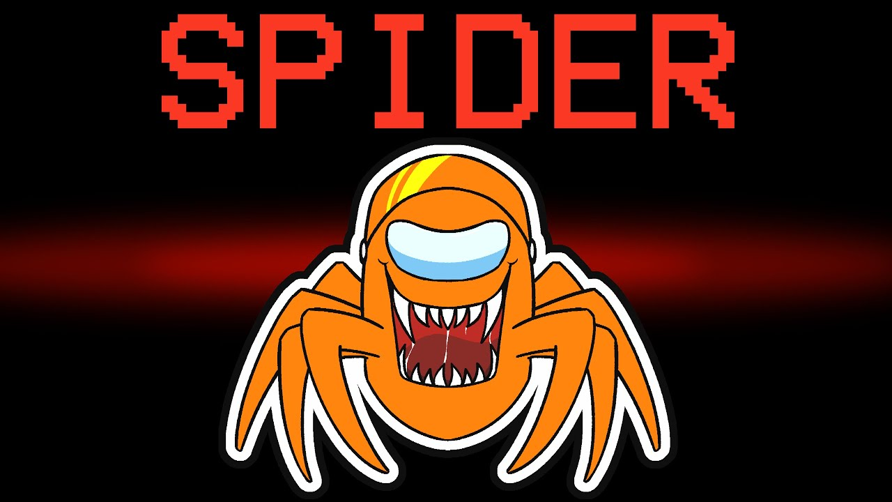 among us NEW SPIDER ROLE (mods)