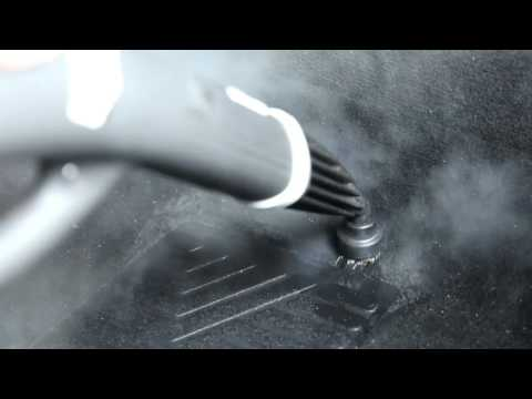 How to Remove a Salt Stain with a Steam Cleaner
