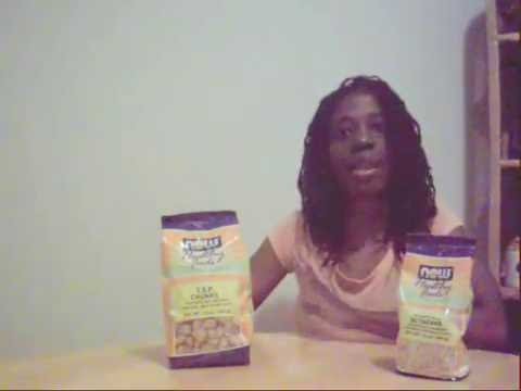 iHerb.com Product Review: T.S.P Chunks & Dry Roasted Soybeans by Now Foods