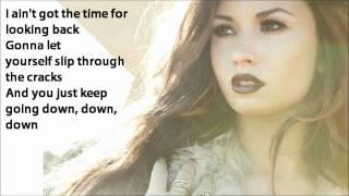 Demi Lovato - Mistake (Lyrics)