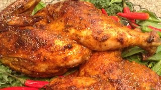 Somali Food With A Modern Twist | Roasted Chicken | Cooking With Hafza