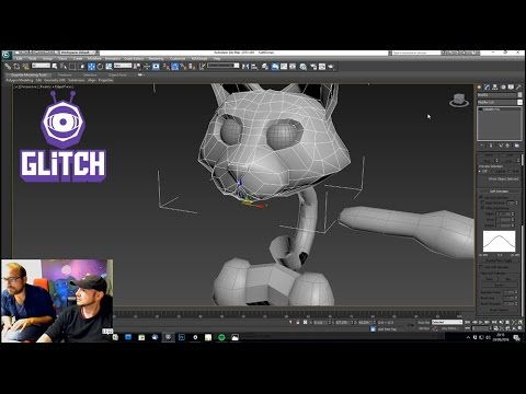 TwitchStream Woven cat modeling